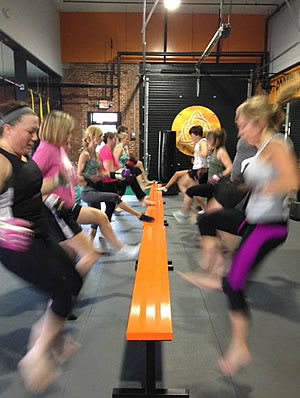 Fortitude Health and Training Fitness Center - offering personal training, group fitness classes, corporate wellness programs, and weight loss programs in Manchester NH